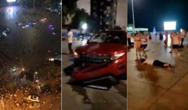 Aumentan a 11 los muertos de atropello intencionado en centro de China