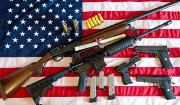 Denuncian crisis humanitaria por armas de fuego en EEUU