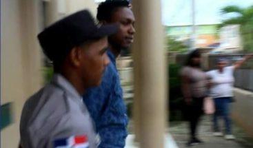 Imponen prisión preventiva a joven que estranguló pareja en Samaná