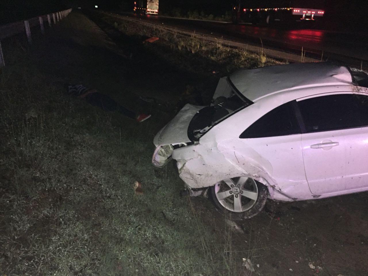 Un muerto y varios heridos por accidente en carretera SPM-La Romana