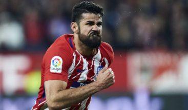Diego Costa, se enfrentará este sábadoal Real Madrid