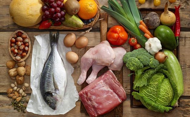 Descubren la 'dieta' que mejora la calidad de vida
