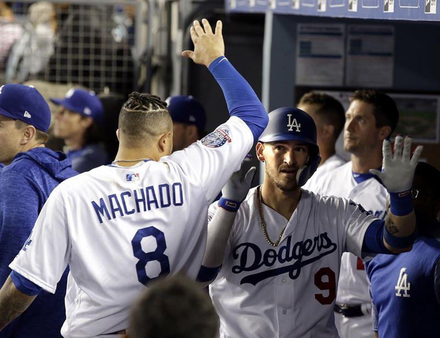 Dodgers piensan en el banderín; Cerveceros y Rockies no ceden