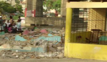 Residentes de Los Guandules rechazan montos ofrecidos por desalojos