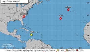 Dos nuevas víctimas elevan a ocho los muertos por Florence en EE.UU.