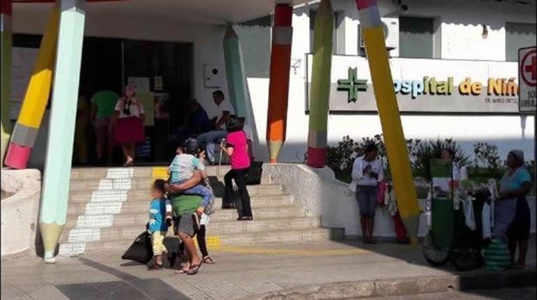 Niño boliviano víctima de error médico desata solidaridad e indignación