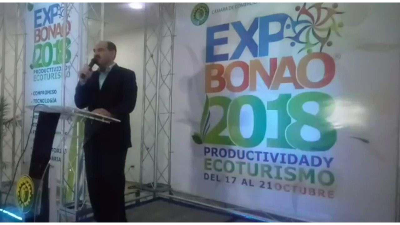 Expo Bonao 2018 se celebrará desde el 17 de octubre al 21