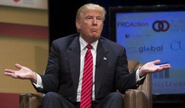 Tuit con críticas de Trump a senador republicano de Texas será un cartel