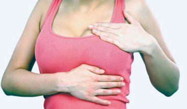 30% de mujeres con diagnóstico oportuno de cáncer de mama tendrá recaída