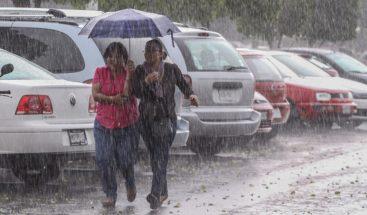 Pronostican aguaceros hacia varias provincias por onda tropical