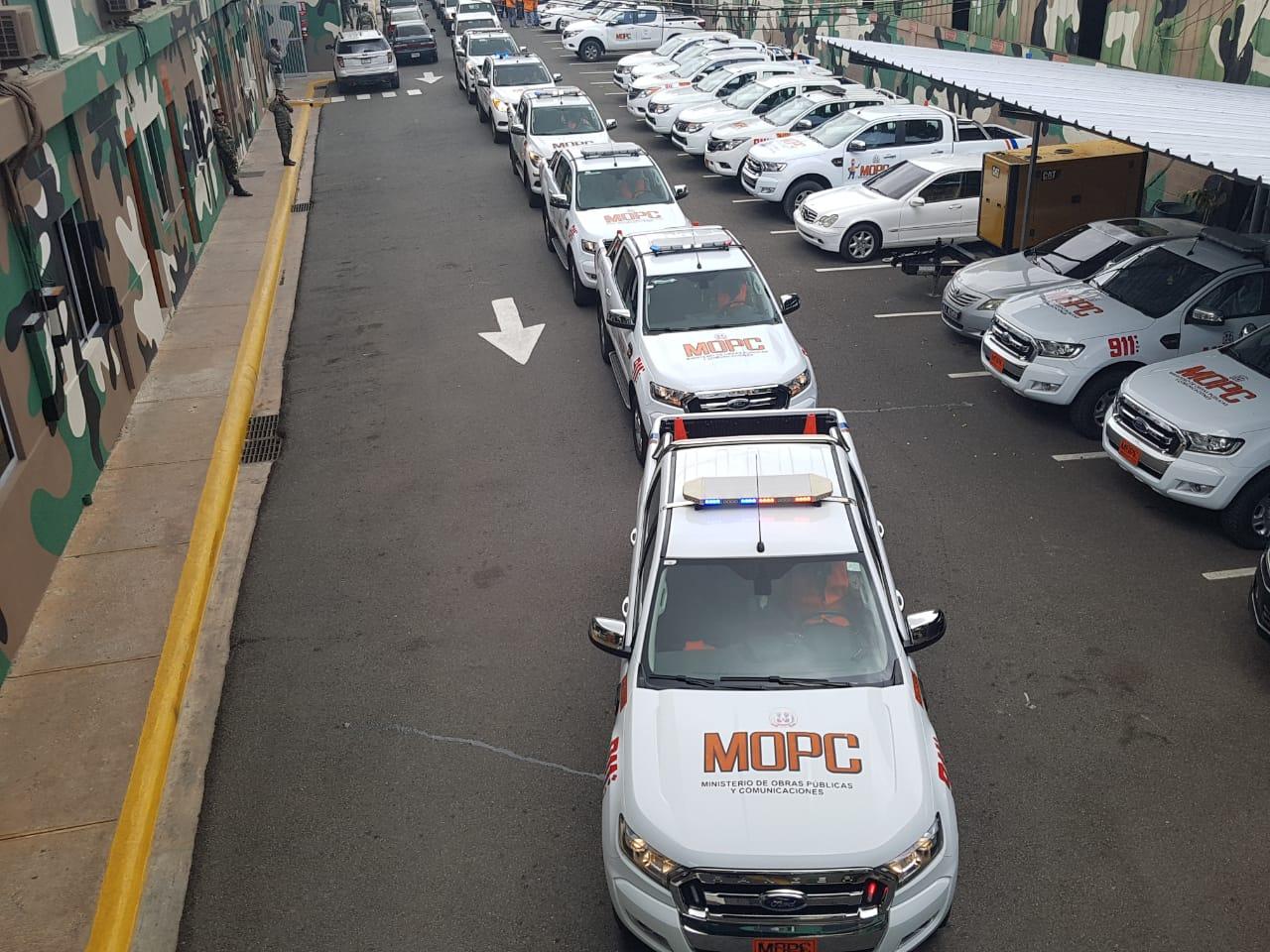 MOPC inicia operativo de prevención por Día de Las Mercedes