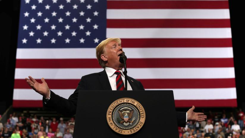 Trump amenaza con más restricciones contra China