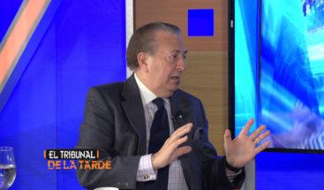 Eduardo Selman afirma apoyará candidato que el PLD decida