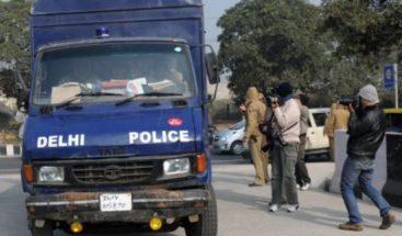 Policía india aclara 14 fetos hallados en estanque eran desechos médicos