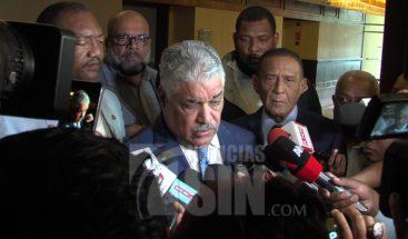 Canciller Vargas llama a escoger nuevos jueces mediante debido proceso