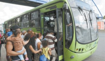 OMSA circulará 24 horas al día en el Gran Santo Domingo y Santiago