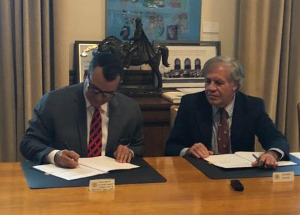 Firman acuerdo de cooperación para fortalecer procesos electorales