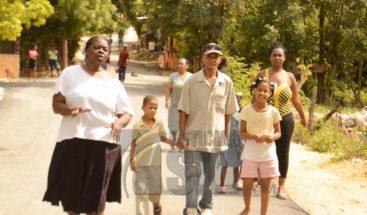 Notifican desalojo a 100 familias en La Romana