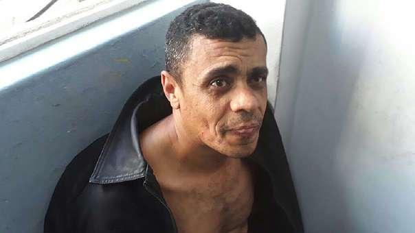 Adelio Bispo, autor confeso que acuchilló a candidato Bolsonaro