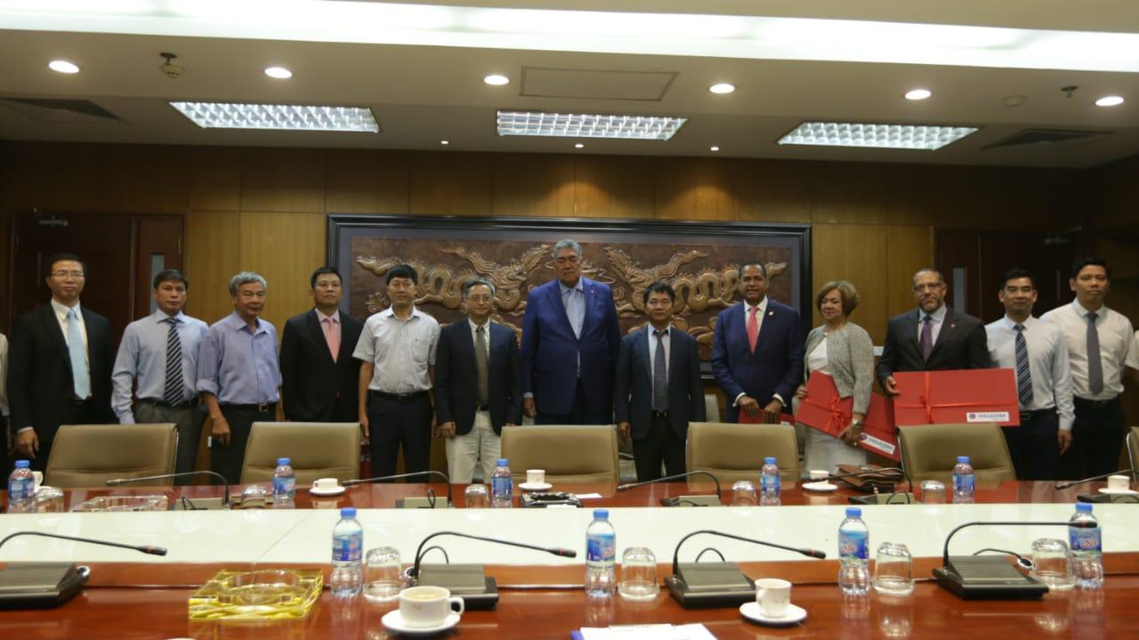Poderosa empresa vietnamita está interesada en mercado dominicano