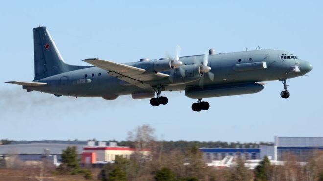 Por error, Siria derriba un avión ruso y Moscú acusa a Israel