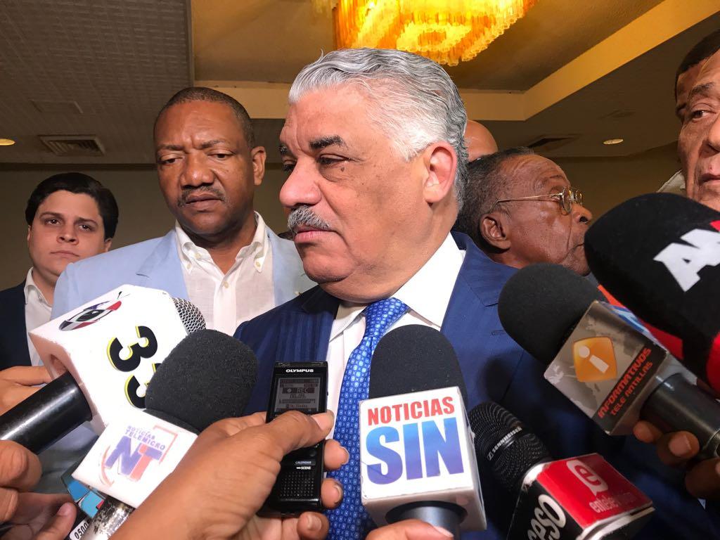 Canciller Miguel Vargas continúa agenda bilateral con EE.UU.