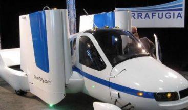 El primer coche volador del mundo comenzará a venderse en octubre
