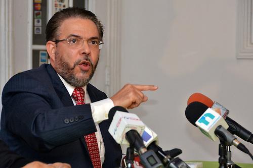 Guillermo Moreno: El abuso más grande del PLD es alza a combustibles