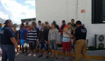 Fiscalía mexicana rescata a 39 migrantes cubanos secuestrados en Cancún