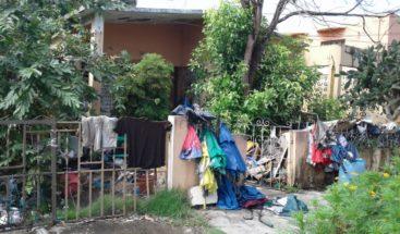 Denuncian suciedad extrema en vivienda del ensanche Ozama