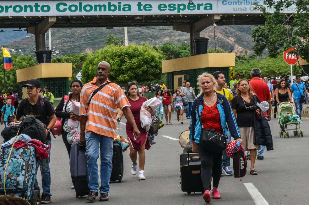 EEUU anuncia $US 48 millones para refugiados y migrantes venezolanos