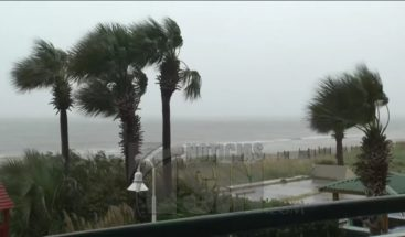 Huracán Florence con categoría uno azota a Carolina del Norte