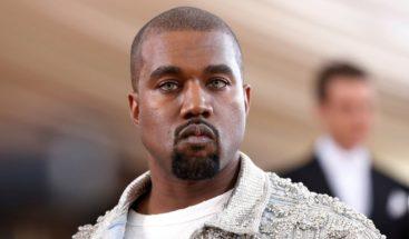 Kanye West fue el anfitrión de una gala porno