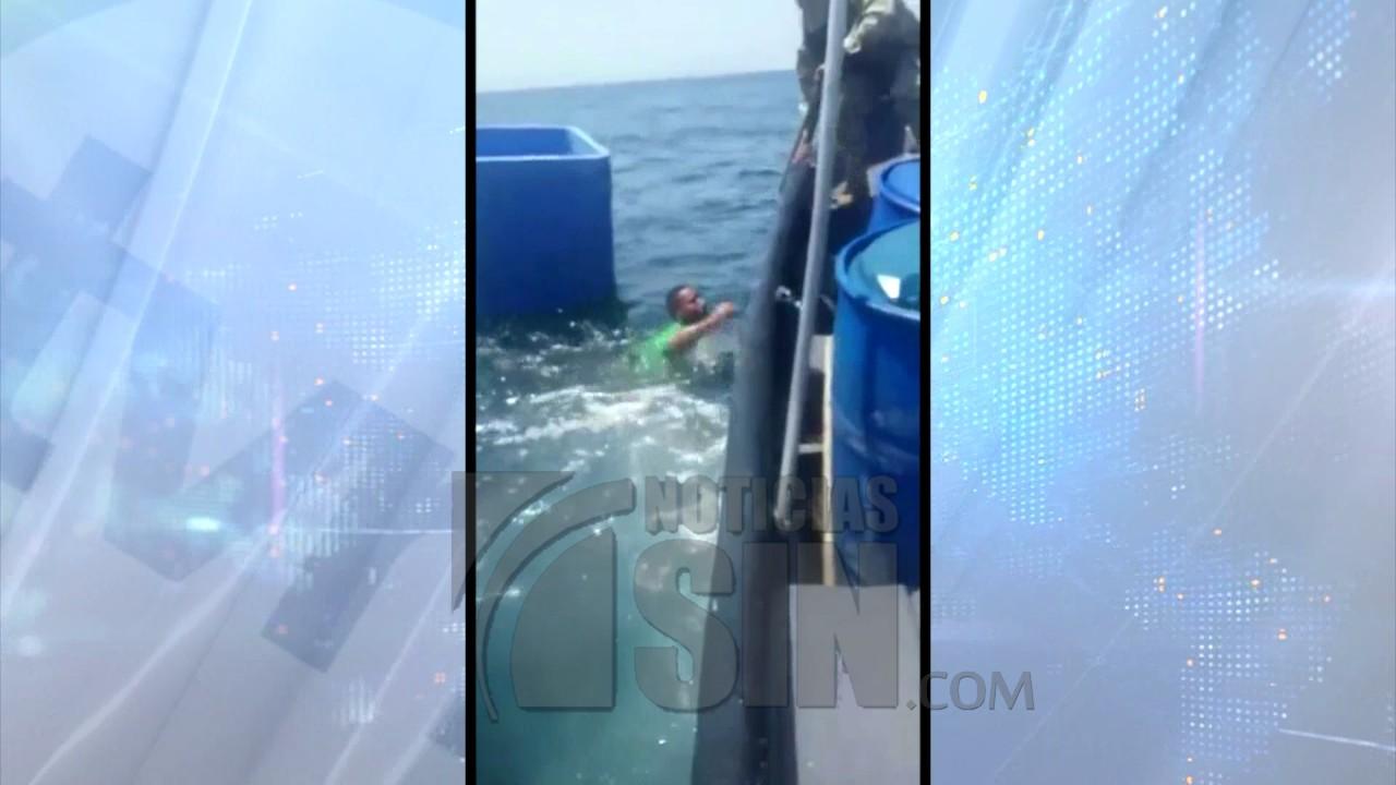 Rescatan en Panamá un pescador que naufragó por más de 9 horas