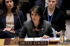EE.UU. volverá a llevar situación en Venezuela al Consejo de Seguridad