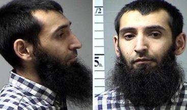 Gobierno de EEUU pide pena capital para autor de atentados en Nueva York