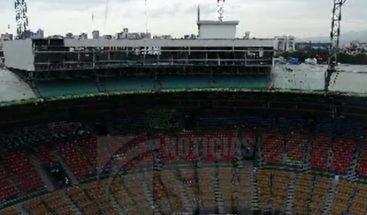 Presupuesto en reconstrucción de Estadio Quisqueya aumentó a 60 millones