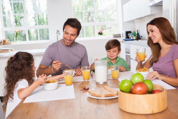 Compra saludable y planificación de menús