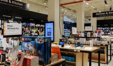 Amazon abre tienda física en NY con sus productos mejor valorados