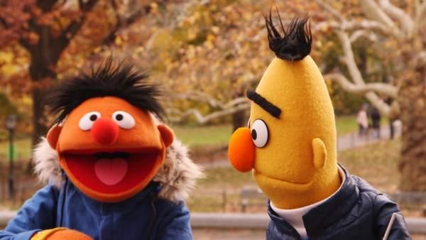 El guionista de 'Barrio Sésamo' confirma que Epi y Blas eran pareja