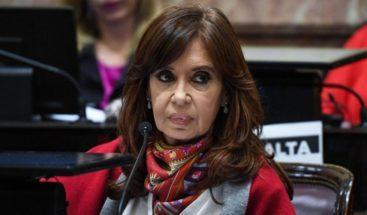 Cristina Kirchner procesada como
