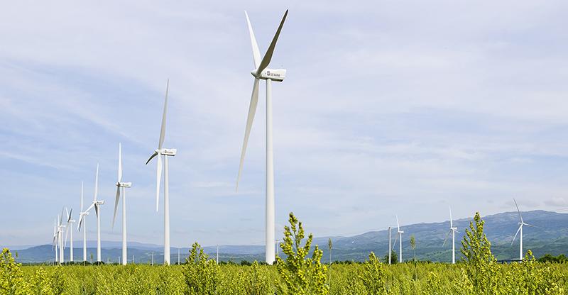 Autorizan operación y explotación parque eólico Larimar II en Barahona