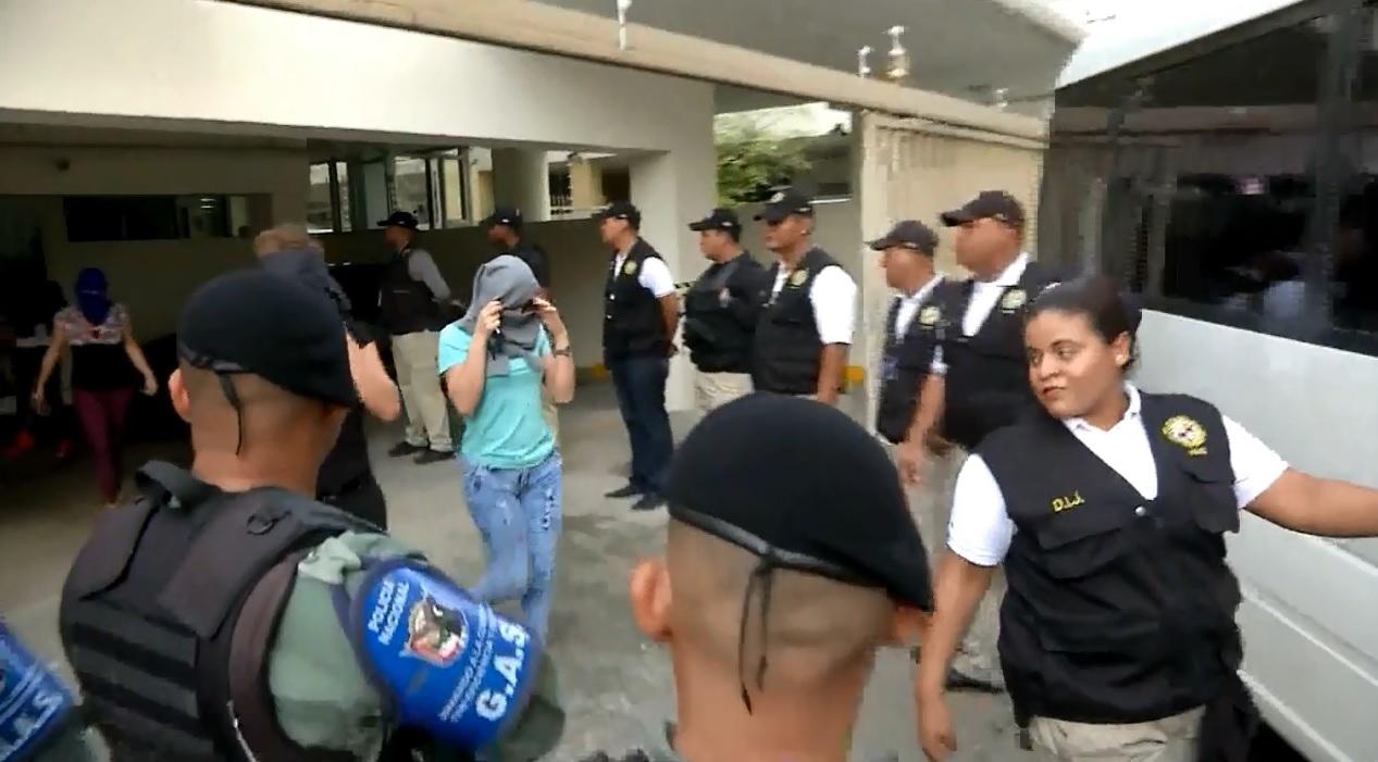 Desmantelan red de trata de personas en Panamá