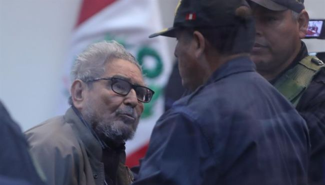 Líderes Sendero Luminoso condenados a perpetuidad por atentado en Lima