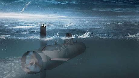 Submarino ruso más secreto, a punto de dejar los astilleros