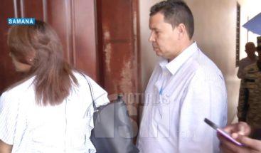 Aplazan audiencia preliminar contra exfiscal acusado de acoso en Samaná
