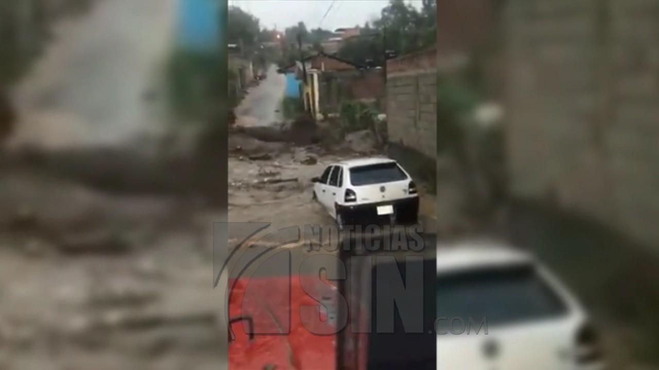 Emiten declaratoria emergencia en municipios mexicano por inundaciones