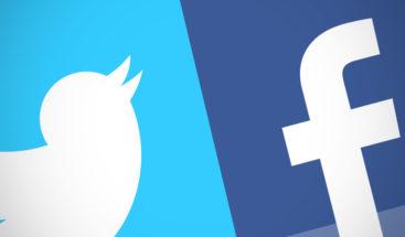 La lucha electoral de Twitter y Facebook y más clics tecnológicos