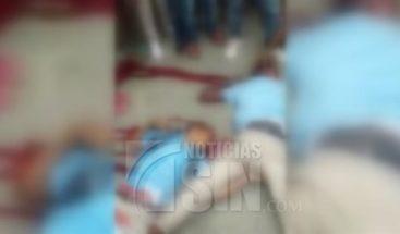 Mueren dos adolescentes tras ser atropellados por una patana en Haina