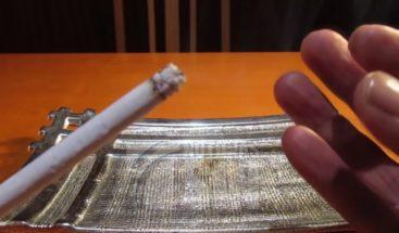 Cada seis segundos una persona muere por fumar